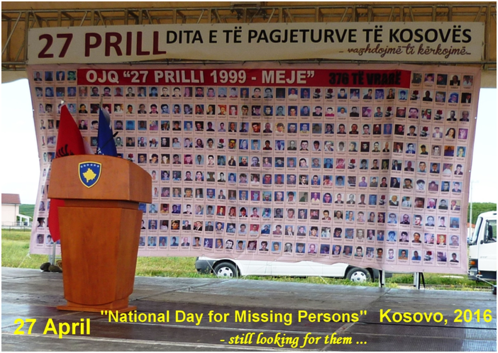 Kosovo - ACTIVITIES OF «Shpresimi» ASSOCIATION